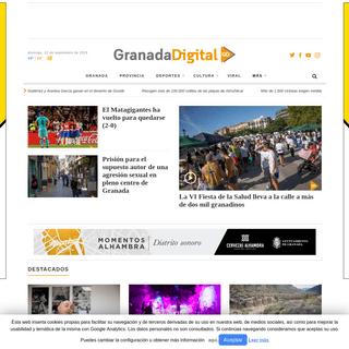 Granada Digital - El periódico digital de Granada