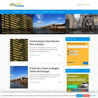 Mais Turismo - Blog de Viagens e Turismo