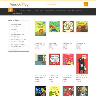 Xem sách hay - Website giới thiệu sách hay