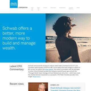 About Schwab - About Schwab