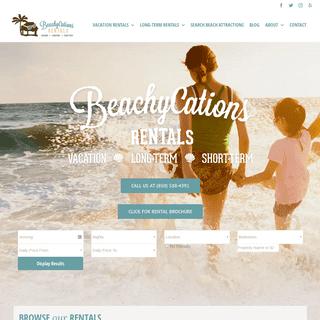 ArchiveBay.com - beachycations.com - Home - BeachyCations Rentals