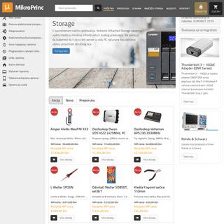 ArchiveBay.com - mikroprinc.com - MIKRO PRINC -- prodajom na veliko i malo elektronskih komponenti