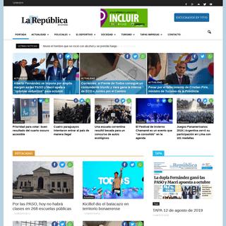 Diario La República de Corrientes