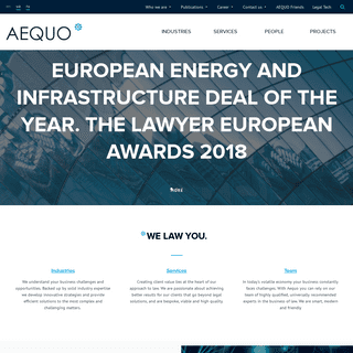 Aequo - advanced law firm