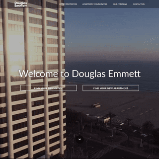 ArchiveBay.com - douglasemmett.com - Douglas Emmett - Lease Office Space & Apartments - Los Angeles & Hawaii