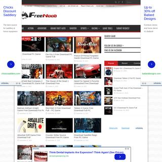 Freenoob.Com - Free Download Pc Games