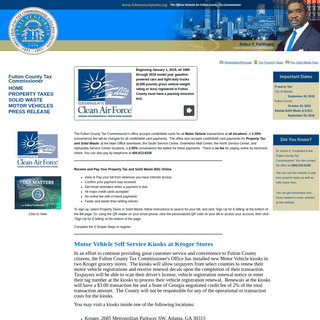 A complete backup of fultoncountytaxes.org