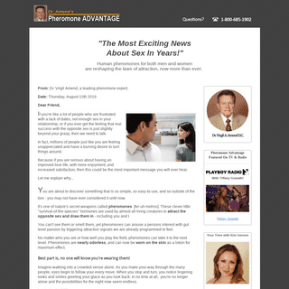 ArchiveBay.com - pheromoneadvantage.com - Pheromones to Attract Women - Pheromone Advantage