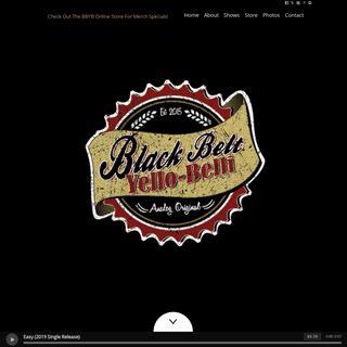 BlackBelt YelloBelli