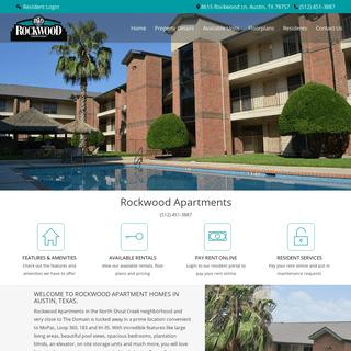 ArchiveBay.com - rockwoodapartments.com - Rockwood Apartment Homes - Apartments in Austin, Texas