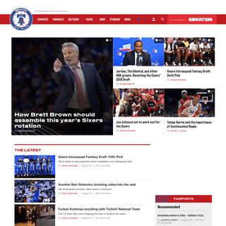 ArchiveBay.com - libertyballers.com - Liberty Ballers, a Philadelphia 76ers community