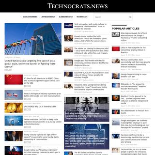 Technocrats News - Technocrats - Technocrats News