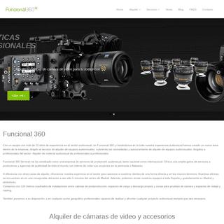 ArchiveBay.com - alquilercamaras.net - Alquiler de cámaras de video y accesorios
