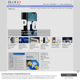News, Rumors e Guide su Apple in Italia- tutto su iPhone, iPad e Mac