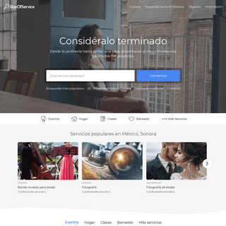 StarOfService- una nueva forma de contratar servicios