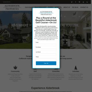 ArchiveBay.com - alderbrookproperties.com - Home - Alderbrook Properties
