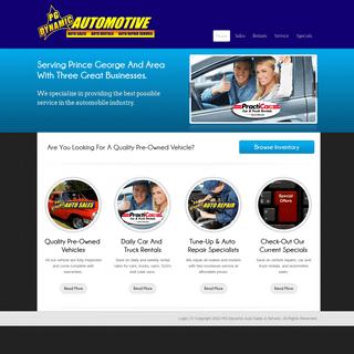 PG Dynamic Auto Sales & Service