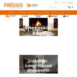 Rughouse - The UK's Favourite Rug Retailer