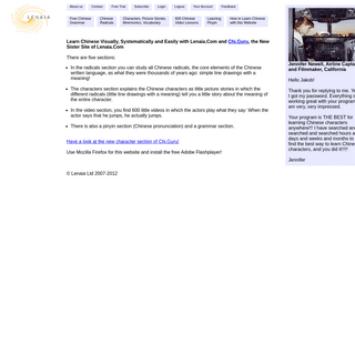 ArchiveBay.com - lenaia.com - Visually Learn Mandarin Chinese