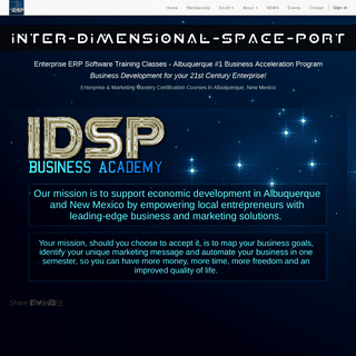 IDSP Business Academy - Get the Attention Your Business Deserves!