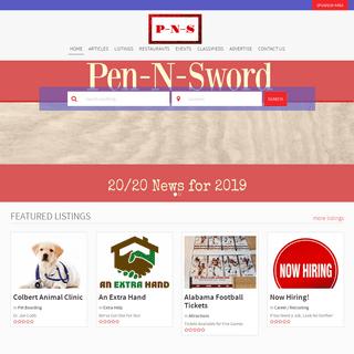 Pen-N-Sword II - Pen-N-Sword II