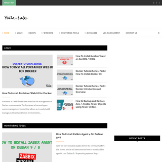 ArchiveBay.com - yallalabs.com - YallaLabs - All u need to start your IT Career