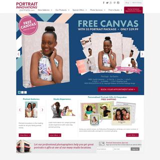 ArchiveBay.com - portraitinnovations.com - Portraits, Photography Studios, Family Portraits-Portrait Innovations