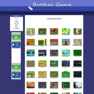 Brothergame - Free Game Site - Play Games Online For Free