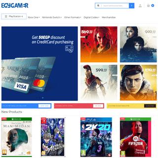 ArchiveBay.com - egygamer.com - EgyGamer - PlayStation 4 PS4, Xbox One, and Nintendo Switch