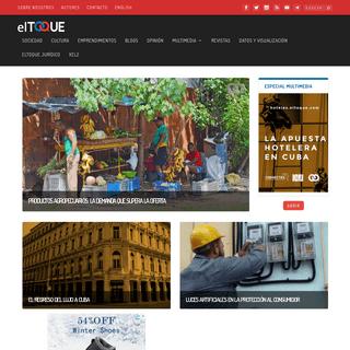 elTOQUE - Todas las historias cuentan
