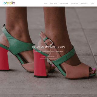 BRAZILIA - DESIGNER SHOE OUTLET – Brazilia - Designer Shoe Outlet