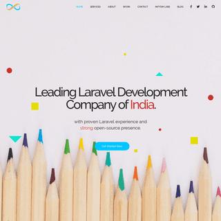 InfyOm Technologies - Laravel Experts and Laravel Development Company in India