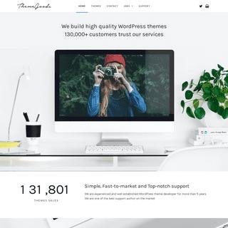 ArchiveBay.com - themegoods.com - ThemeGoods - Premium WordPress Themes – We build high quality WordPress themes 97,000+ customers trust our services