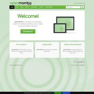 openmamba GNU-Linux