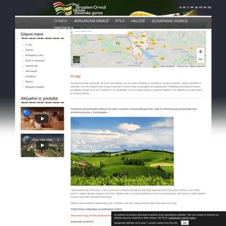 RDO - visitptuj.eu - Ptuj, Jeruzalem Ormož, Haloze, Slovenske gorice