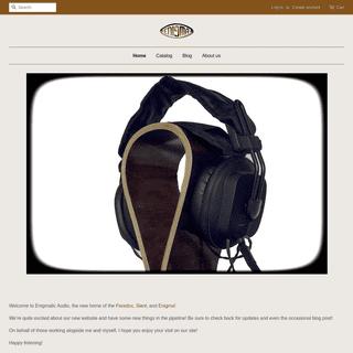 ArchiveBay.com - enigmaticaudio.com - Enigmatic Audio