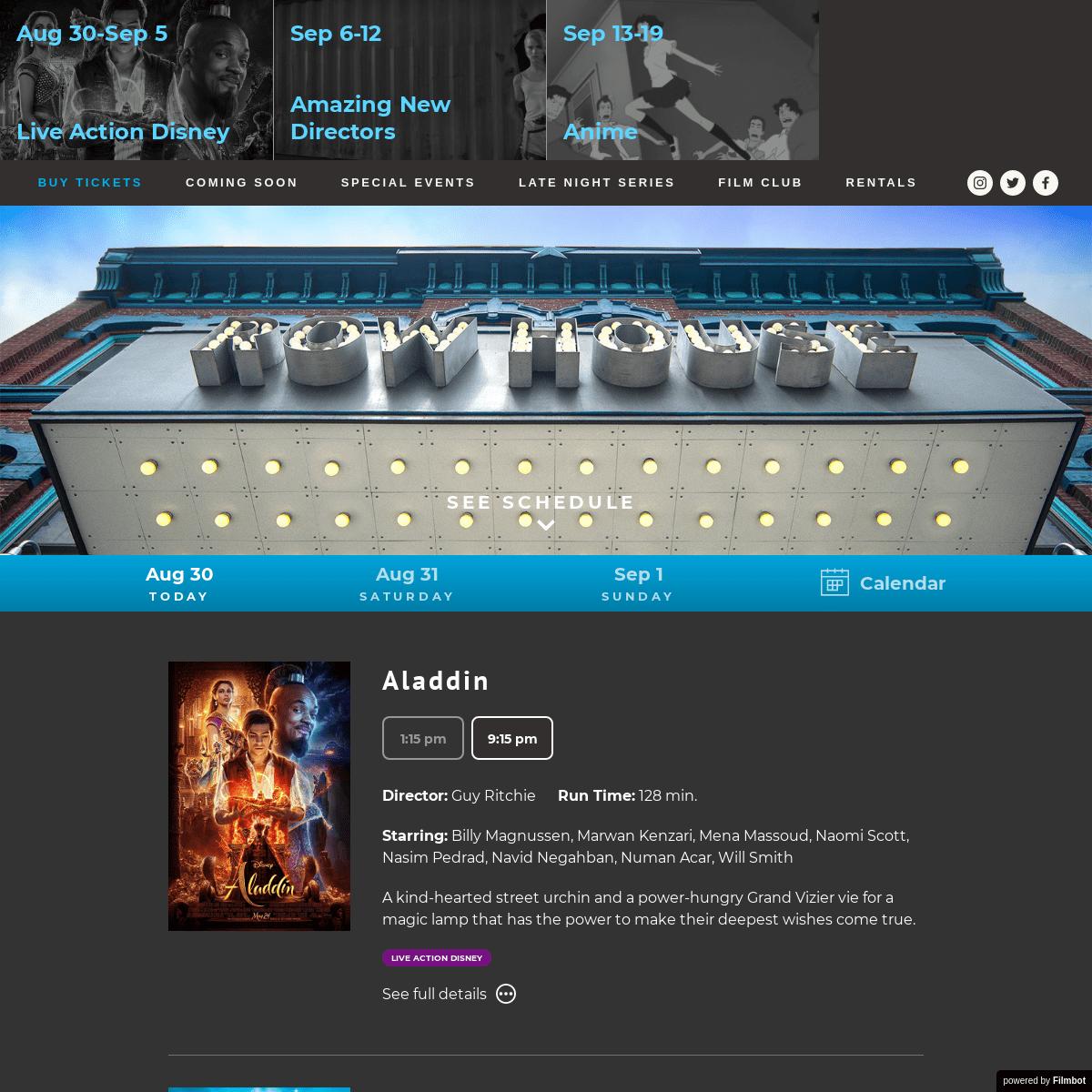 ArchiveBay.com - rowhousecinema.com - Row House Cinema