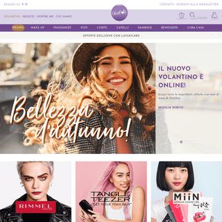 Lillapois - Lo shop online per cosmesi, igiene e cura della casa