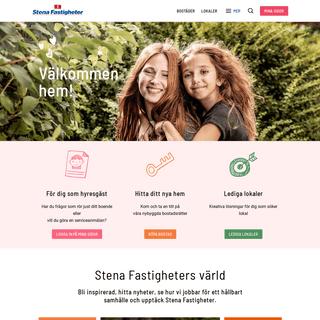 ArchiveBay.com - stenafastigheter.se - Stena Fastigheter