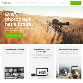 SmugMug- Protect, Share, Store, and Sell Your Photos