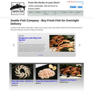 Home - Seattle Fish Company