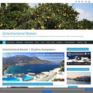 ArchiveBay.com - griechenlandabc.de - Griechenlandreisen - Griechenland Reisen mit 30 Jahren Kompetenz