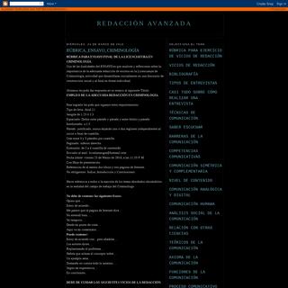 ArchiveBay.com - redaccionavanzadasalazar.blogspot.com - REDACCIÓN AVANZADA