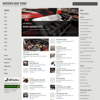 ArchiveBay.com - mbturbo.com - Mercedes-Benz turbo