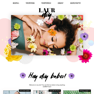 LaurDIY – Lauren Riihimaki