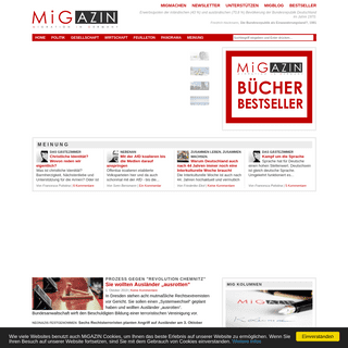 MiGAZIN - Migration und Integration in Deutschland