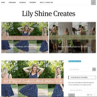 Lily Shine Creates