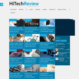 ArchiveBay.com - hitechreview.com - Technology News and Reviews