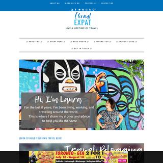 Homepage - Eternal Expat