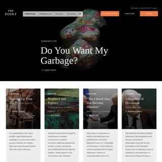 ArchiveBay.com - thepointmag.com - Home - The Point Magazine